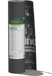 rhinoroof synthetic felt underlayment roof material lancaster ky