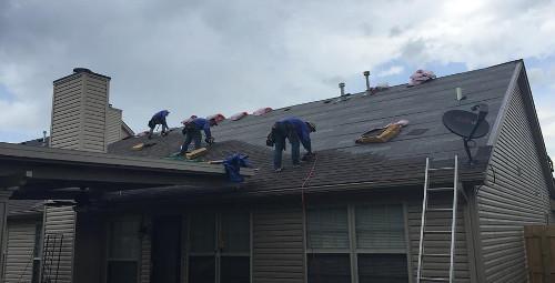 Roof Installers Nicholasville Ky