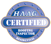 haag certified roof inspectors winchester ky