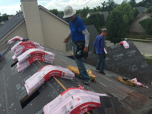 roofing contractor winchester ky