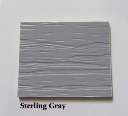 sterling gray colored siding we install in lexington ky