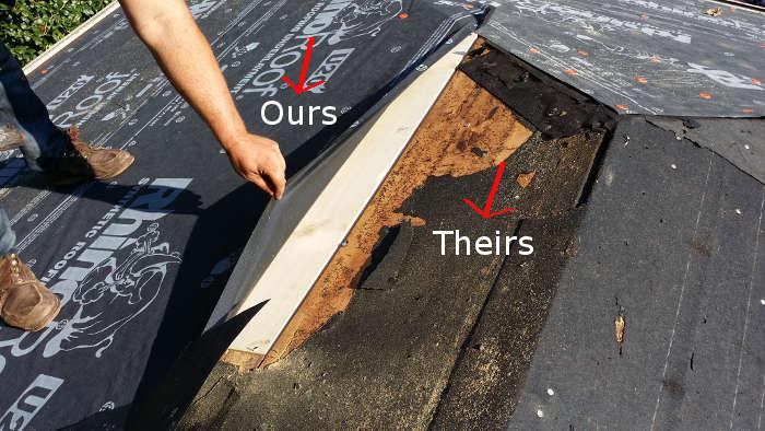 cheap roofing underlayment lexington ky