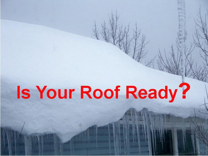 Roofing Improvements Snow Lexington Ky