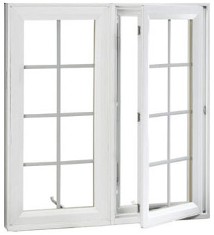 twin casement windows lexington ky