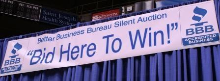 better business bureau silent auction home garden show lexington ky april 1-3 2016