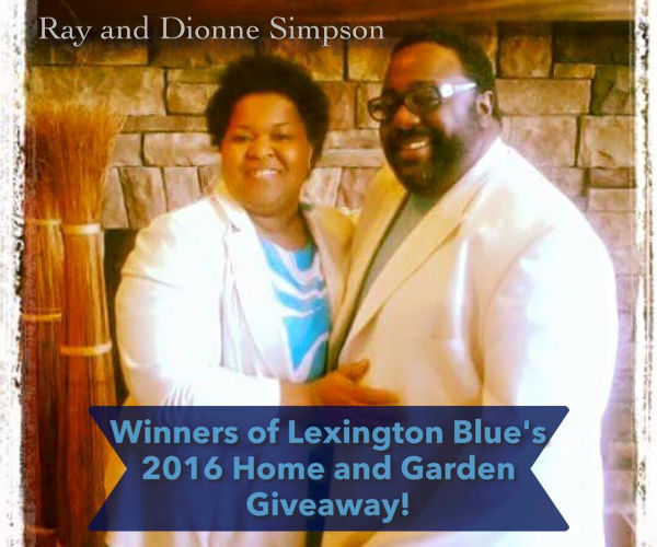 lexington blue home garden show giveaway winners 2016