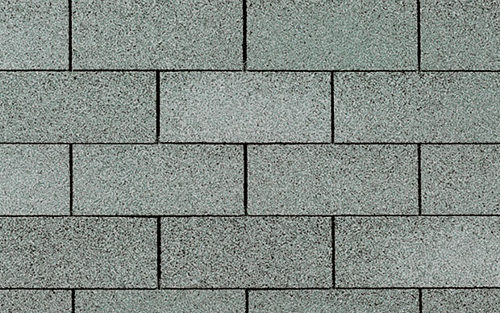 3 tab style shingle