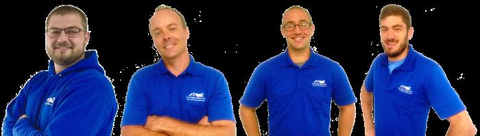 lexington blue roof inspectors