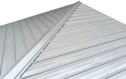 metal roofing type vs shingle