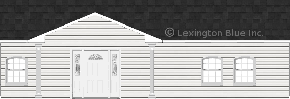 white vinyl siding home onyx black colored shingle