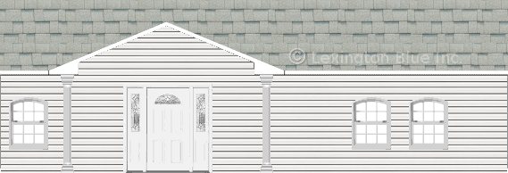 white vinyl siding home shasta white colored shingle