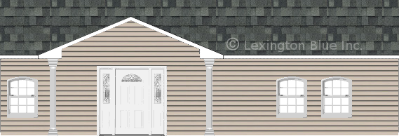 gray vinyl siding home estate gray colored shingle