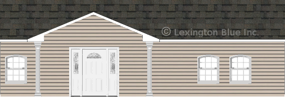 gray vinyl siding home peppermill gray colored shingle