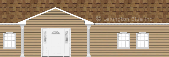 Examples Of Shingle Colors Based On Different Home Exterior S