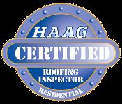 haag certified roof inspectors 3-10-17