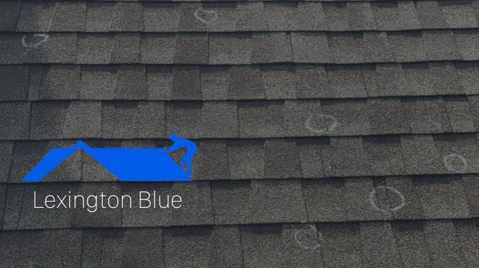 hail impacts on roof lexington ky