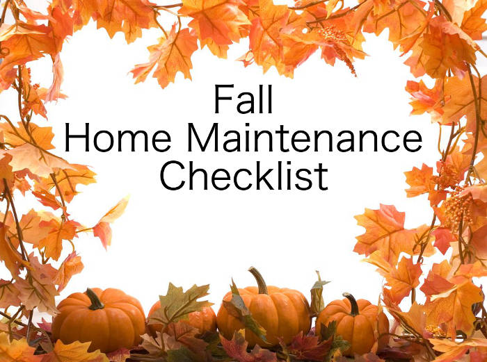 Fall Maintenance Checklist For Your Home In Lexington Ky