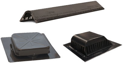 roofing ventilation options