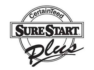 certainteed surestart plus warranty