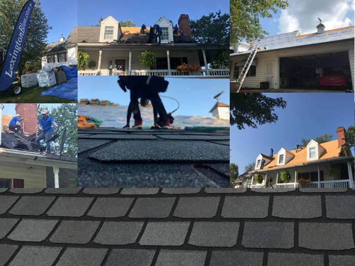 roof replacement harrodsburg kentucky on 9-25-17