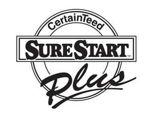 certainteed surestart plus roofing warranty