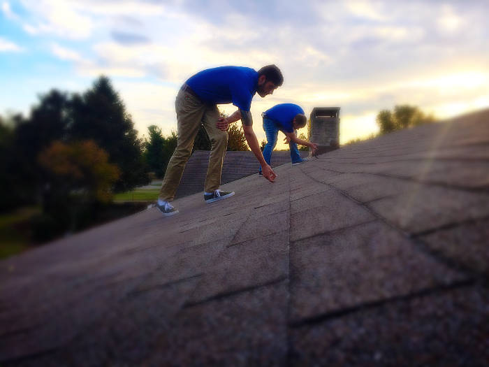 inspecting roof lexington ky