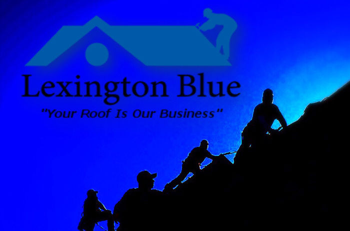 roofing contractors lexington ky lexington blue