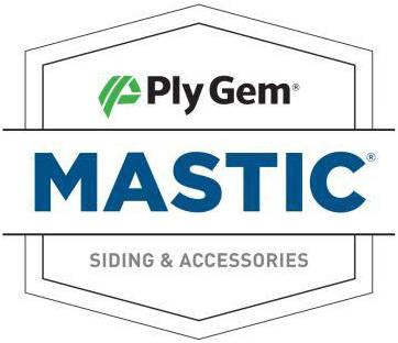 ply gem mastic siding logo
